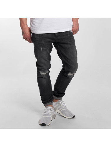 gris Jeans Hombres Destroyed ajustado in DEF wgWP1UqBOx