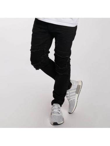 ajustado Jeans in Hombres King DEF negro qwAn0p5E