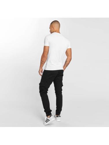 DEF Hombres Jeans ajustado Harvey in negro