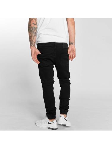 Jeans DEF Hombres Jonas negro ajustado in qf5Tz