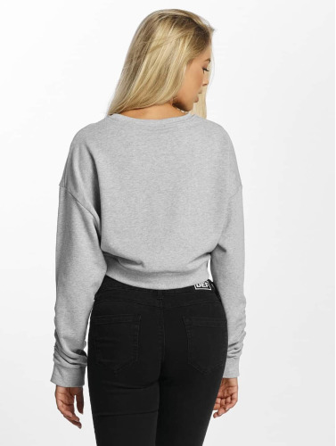 DEF Mujeres Jersey Belly in gris