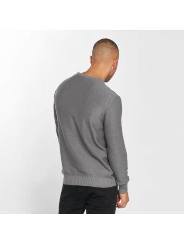 DEF Hombres Jersey Norrie in gris