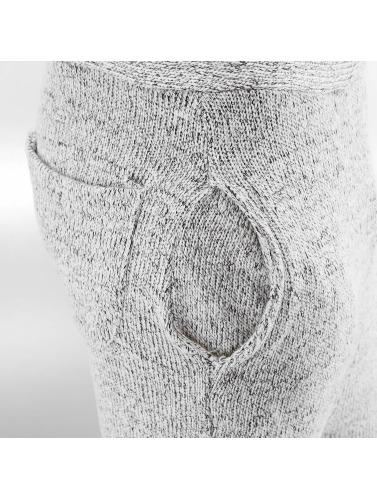 DEF Herren Jogginghose Knit in grau
