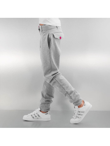 DEF Damen Jogginghose Clara in grau