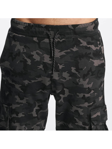 DEF Herren Jogginghose Cargo Sweat in grau