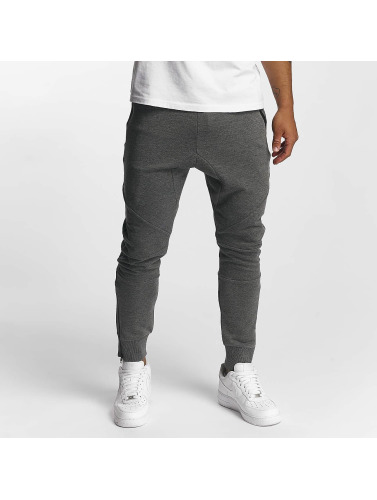 DEF Herren Jogginghose Cross in grau