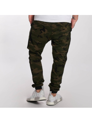 DEF Herren Jogginghose General in olive