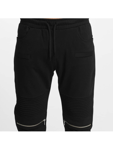 DEF Herren Jogginghose Sheffield in schwarz