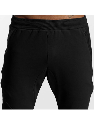 DEF Herren Jogginghose Cross in schwarz