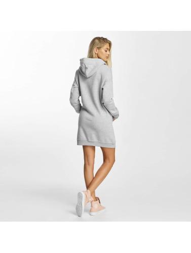 DEF Damen Kleid Daisy in grau