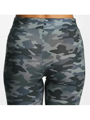 DEF Damen Legging Soldier in camouflage