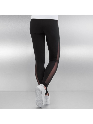 DEF Damen Legging Palila in schwarz