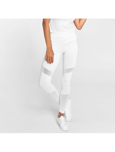 DEF Damen Legging Alisa in weiß