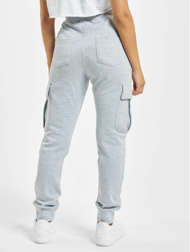 DEF Mujeres Pantalón deportivo Greta in gris