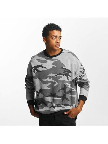 DEF Herren Pullover Camo in camouflage
