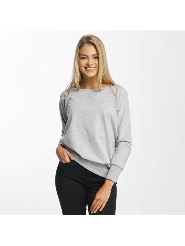 DEF Damen Pullover Poppy in grau
