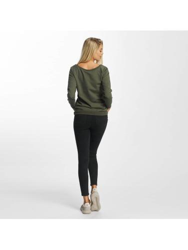 Günstig Kaufen Browse DEF Damen Pullover Poppy in olive Rabatt 2018 Unisex Größte Anbieter Verkauf Online Limit Rabatt 2fTVNVyO