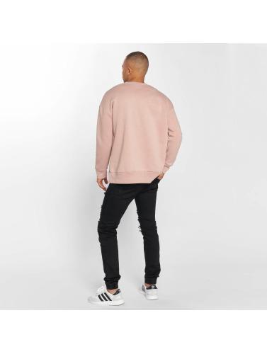 DEF Herren Pullover Basic in rosa
