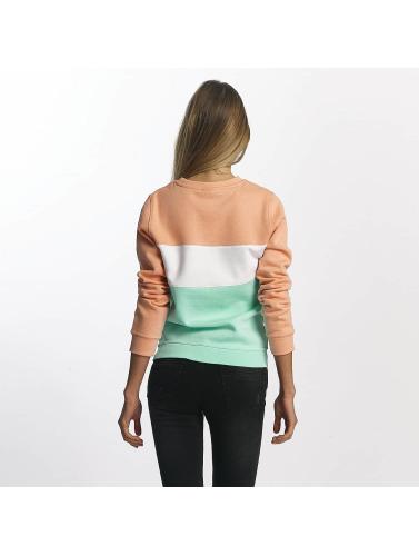 DEF Damen Pullover Crewneck in rosa