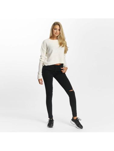 DEF Damen Pullover Bozena in weiß