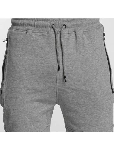 DEF Herren Shorts Sight in grau