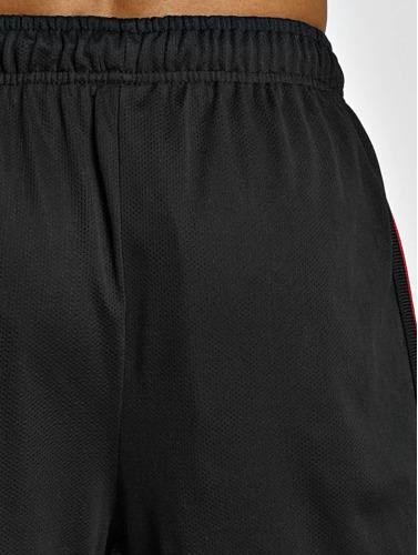 DEF Herren Shorts Mesh in schwarz