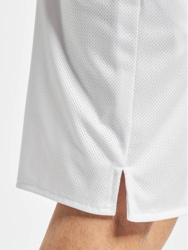 DEF Herren Shorts Mesh in weiß