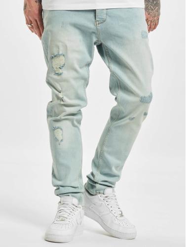 DEF Herren Slim Fit Jeans Antoine in blau