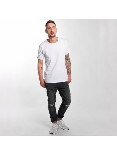 DEF Herren Slim Fit Jeans Destroyed in grau