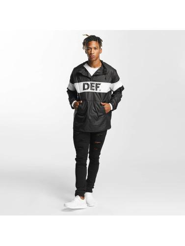 DEF Herren Slim Fit Jeans Max in schwarz
