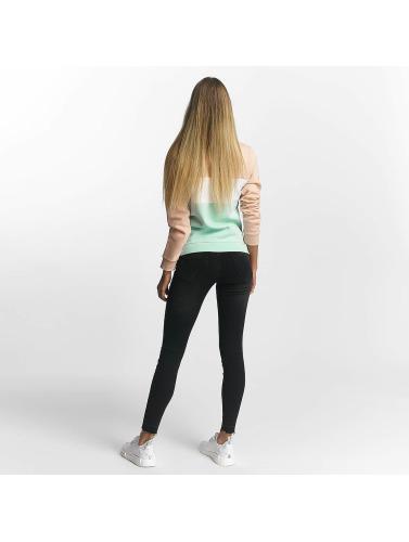 DEF Damen Slim Fit Jeans Rodeo in schwarz