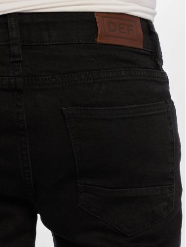 DEF Herren Slim Fit Jeans Jonny in schwarz