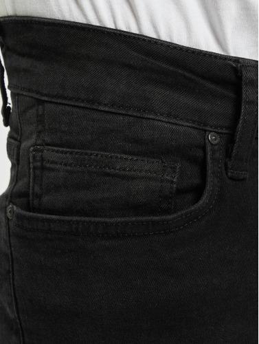 DEF Herren Slim Fit Jeans Rick in schwarz
