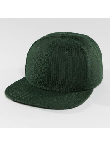 DEF Snapback Cap Basic in olive