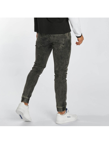 DEF Herren Straight Fit Jeans Norman <small>    DEF   </small>   <br />    in grau