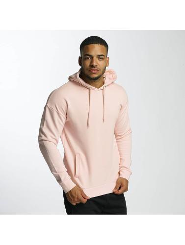DEF Hombres Sudadera Basic in rosa