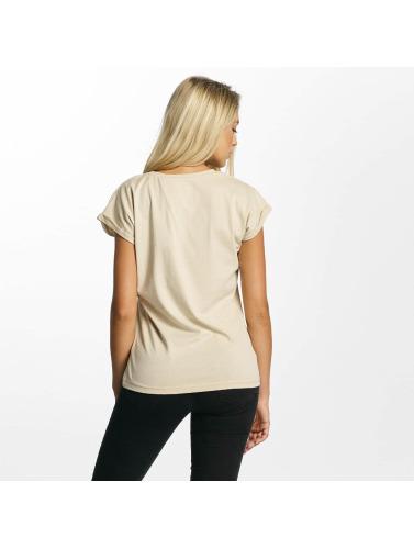 DEF Damen T-Shirt Sizza in beige