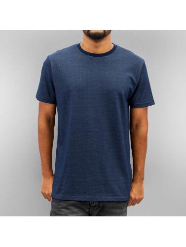 DEF Herren T-Shirt Chicago in blau