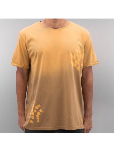 Def Mens T-shirt Vegas En Marron