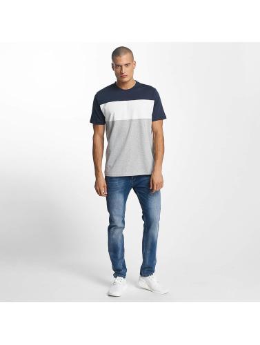 DEF Herren T-Shirt Patricio in grau