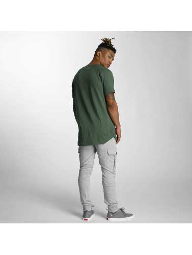 DEF Herren T-Shirt Future Xan Gang in olive