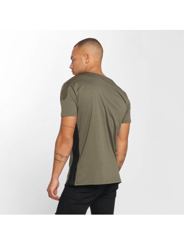DEF Herren T-Shirt Shrine in olive