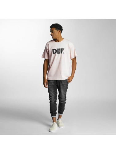 DEF Herren T-Shirt Her Secret in rosa