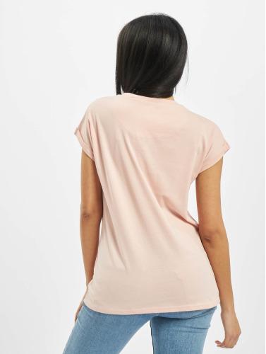 DEF Damen T-Shirt Sizza in rosa