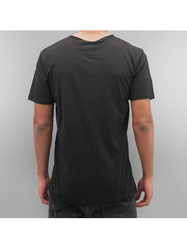 DEF Herren T-Shirt Irvine in schwarz
