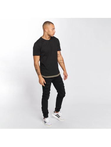 DEF Herren T-Shirt Basic in schwarz In Deutschland Verkauf Online Günstig Kaufen Besten Großhandel Auslass Geniue Fachhändler Extrem Online Spielraum Niedrigsten Preis zqzWT