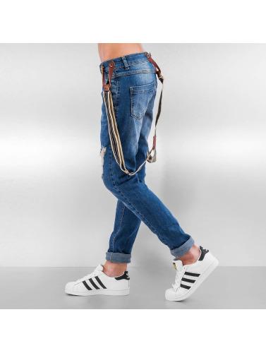 Def Kvinner I Blå Jeans Bukseseler Kjæreste billig nyte klaring Manchester vMgeqw