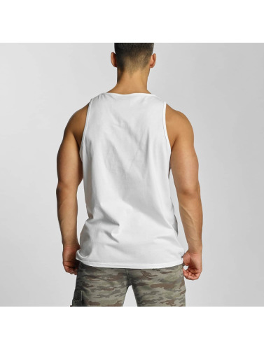 Defend Paris Herren Tank Tops Paris CO in weiß