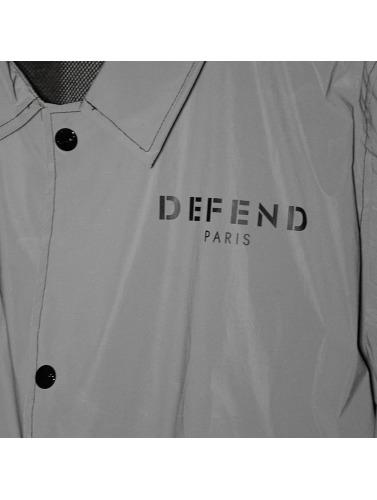 Defend Paris Herren Übergangsjacke Illegal in schwarz