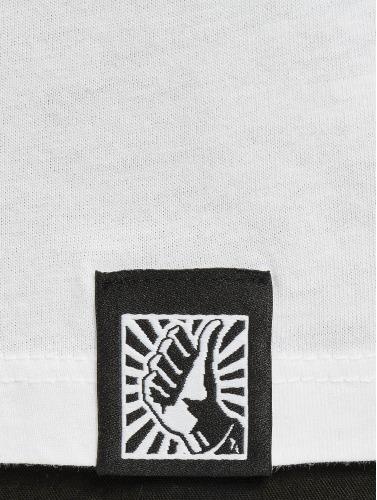 DefShop Herren T-Shirt Art Of Now BAYS in weiß